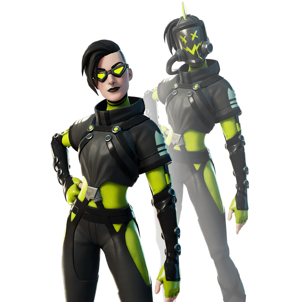 Fortnite v13.30 Leaked Skin - Barracuda