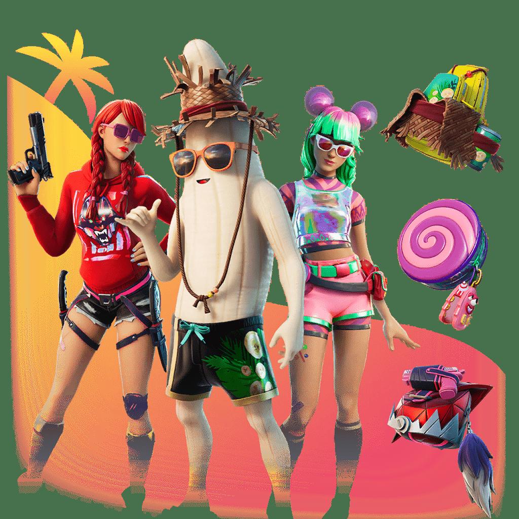 New Fortnite Skins Summer Legends Pack Bundle Leaked Fortnite corrupted legends pack leaked: new fortnite skins summer legends pack