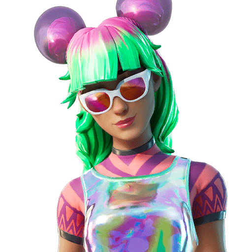 Fortnite v13.30 Leaked Skin - Tropical Punch Zoey