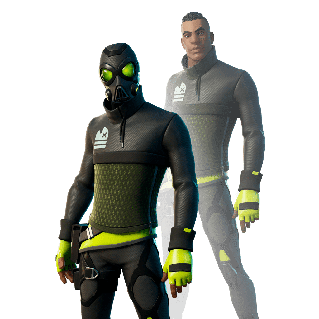 Fortnite v13.30 Leaked Skin - Waveripper