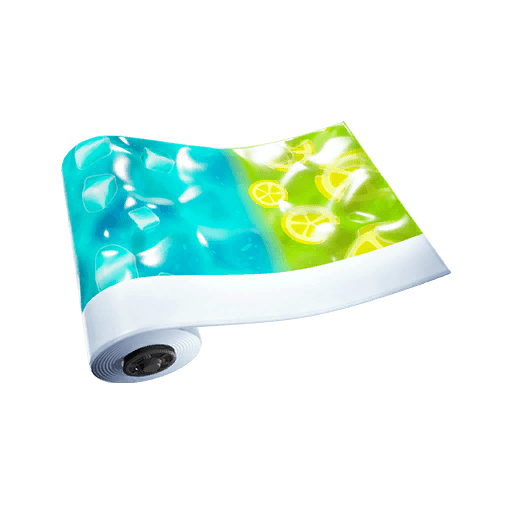 Fortnite v13.30 Leaked Wrap - Lemon Zest