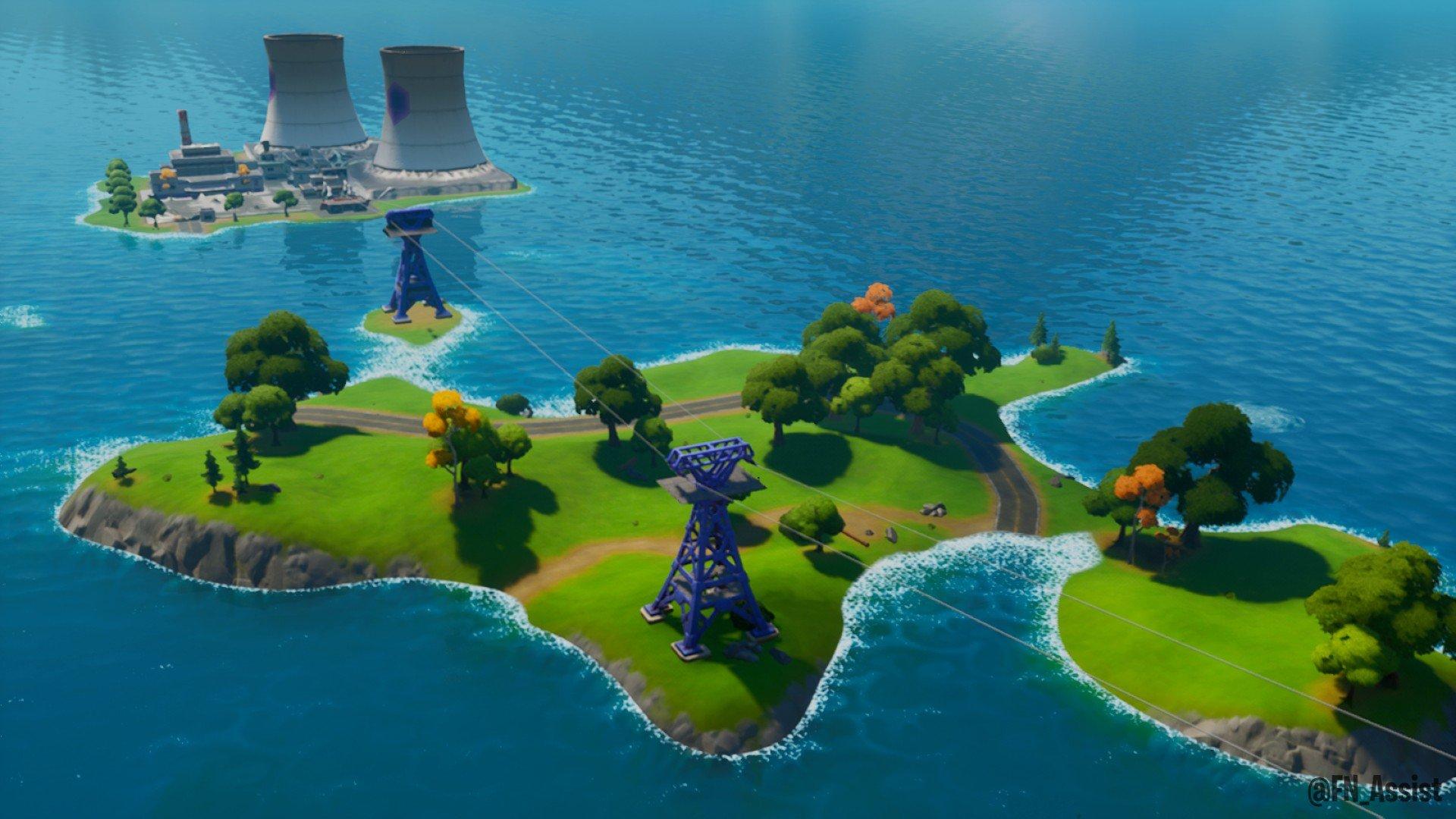 Fortnite Season 3 Map Final Version Leaked Water Level Update Fortnite Insider
