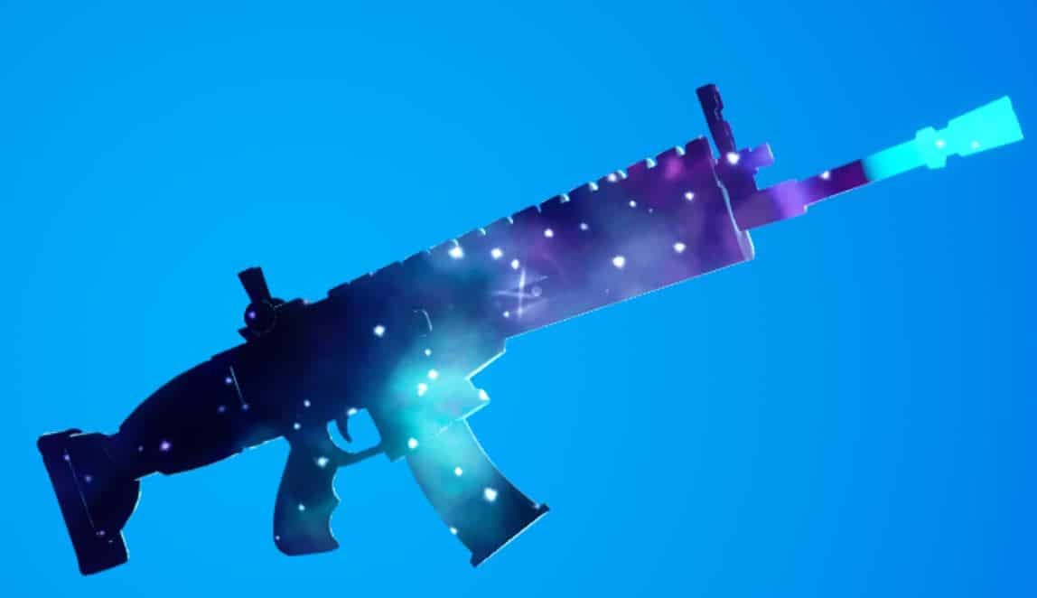 Galaxy Wrap Fortnite
