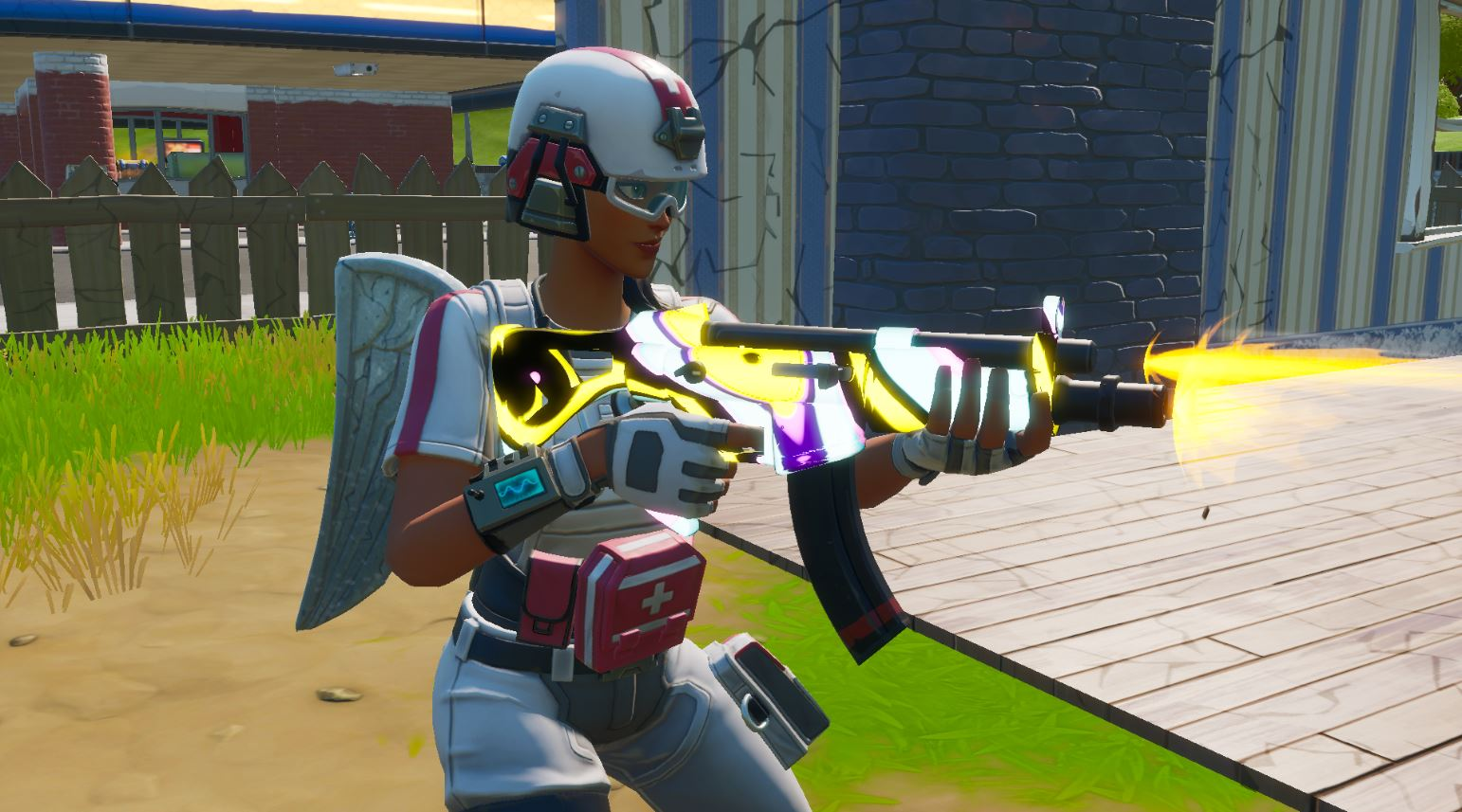 How to get the afterparty fortnite wrap for free