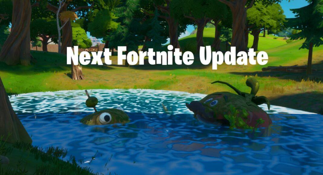 Next Fortnite Update