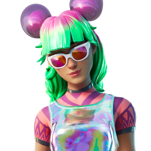 Tropical Punch Zoey Skin