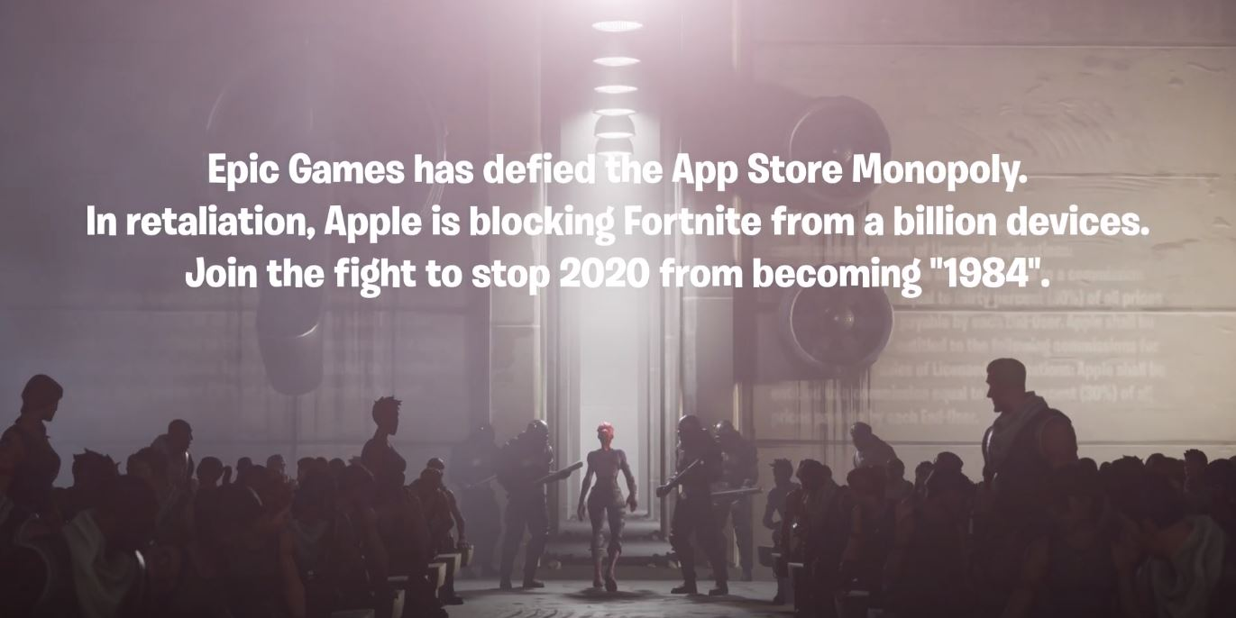 Apple and Google remove Fornite from app stores, Epic Games sues Apple