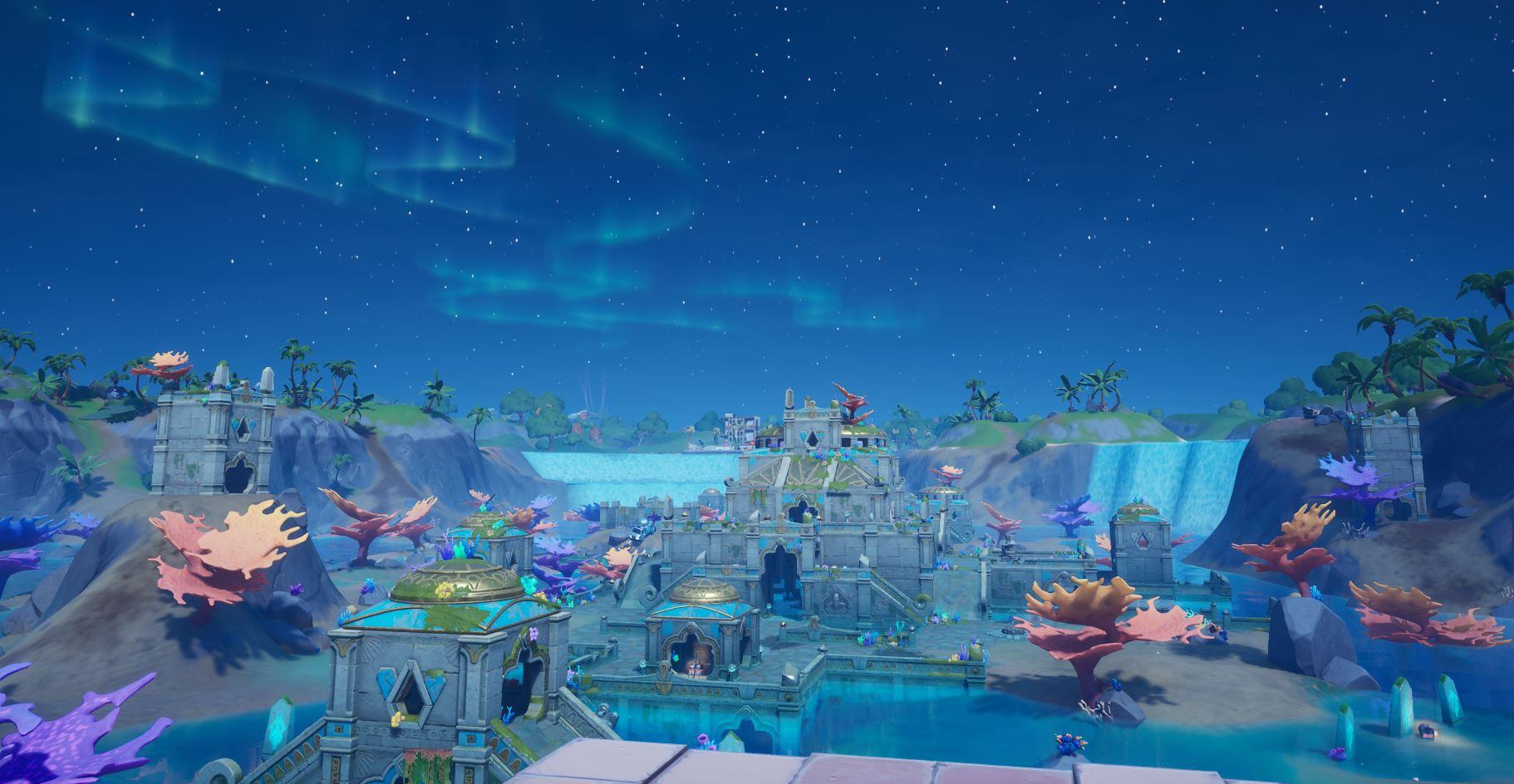 Atlantis Fortnite Location