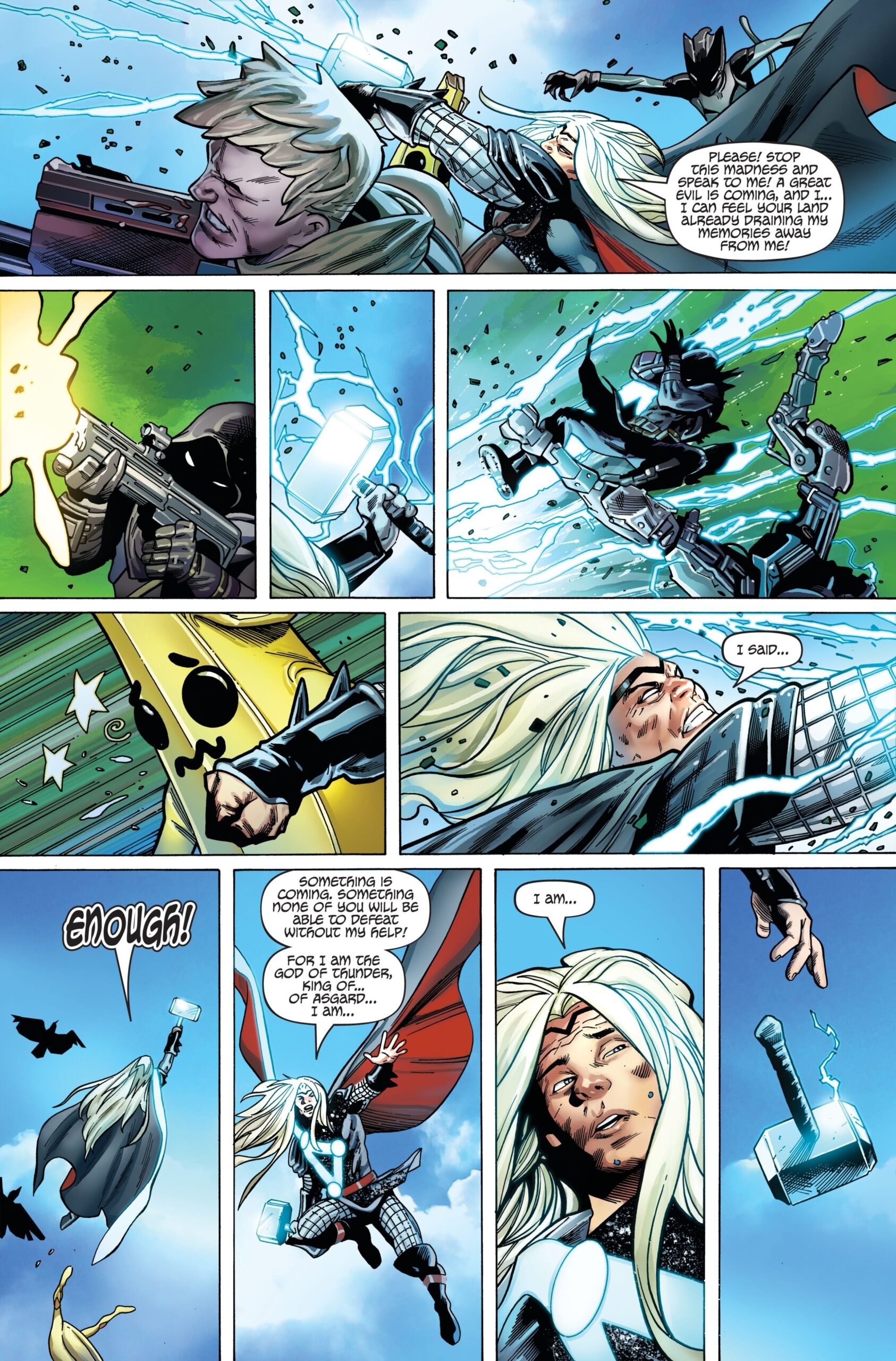 Fortnite Comic Page 5