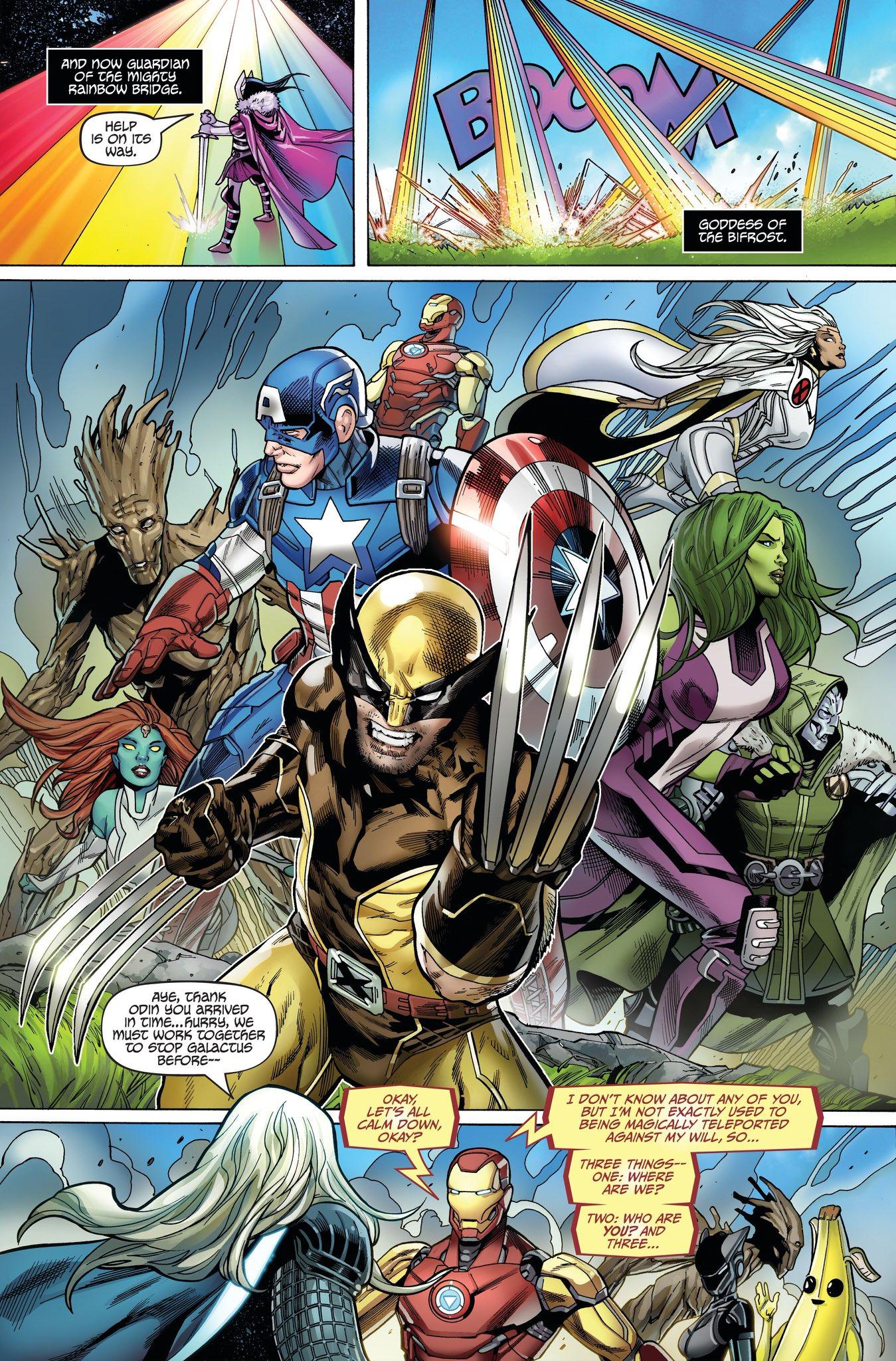 Fortnite Comic book part 5