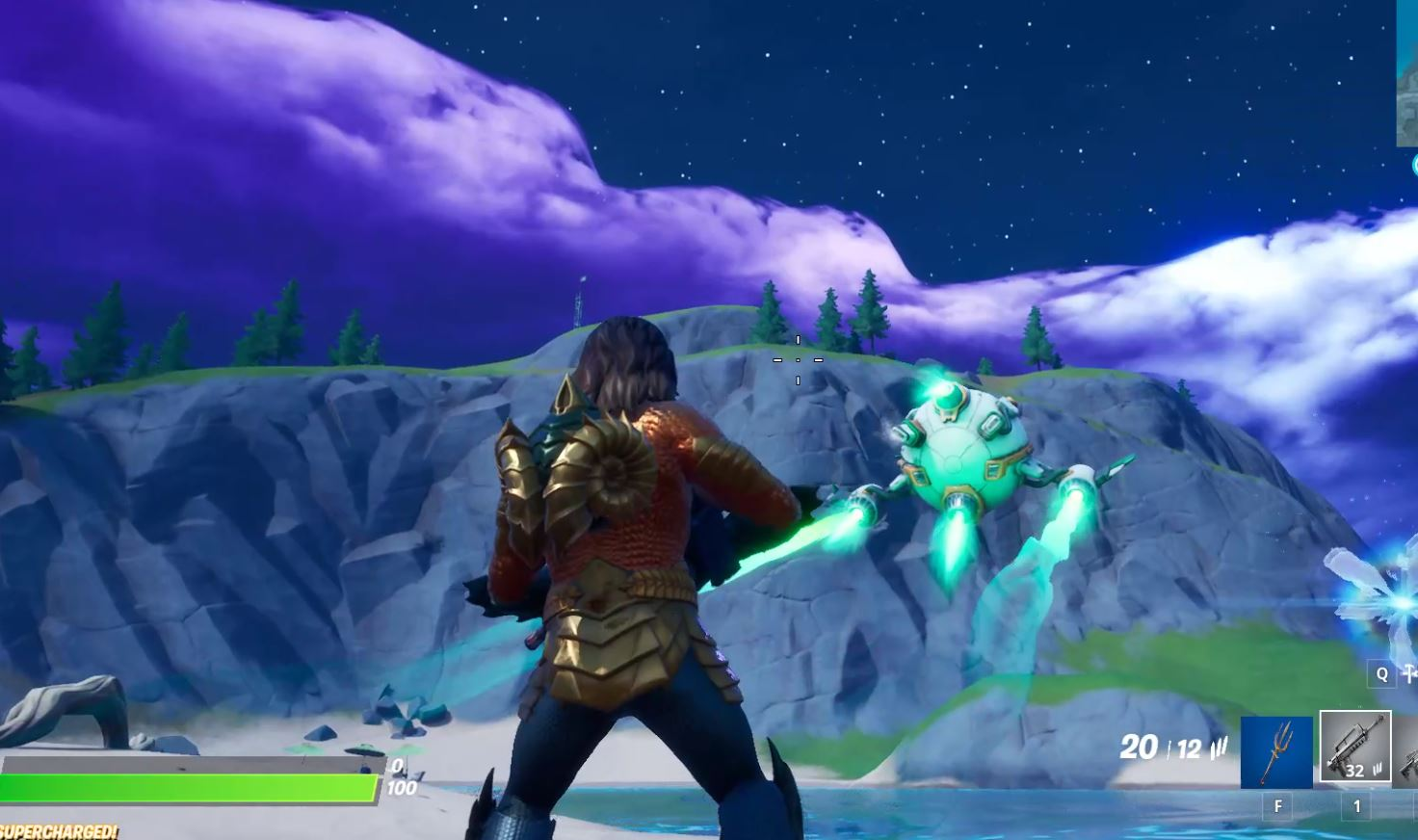 Fortnite Launch The Ship Challenge