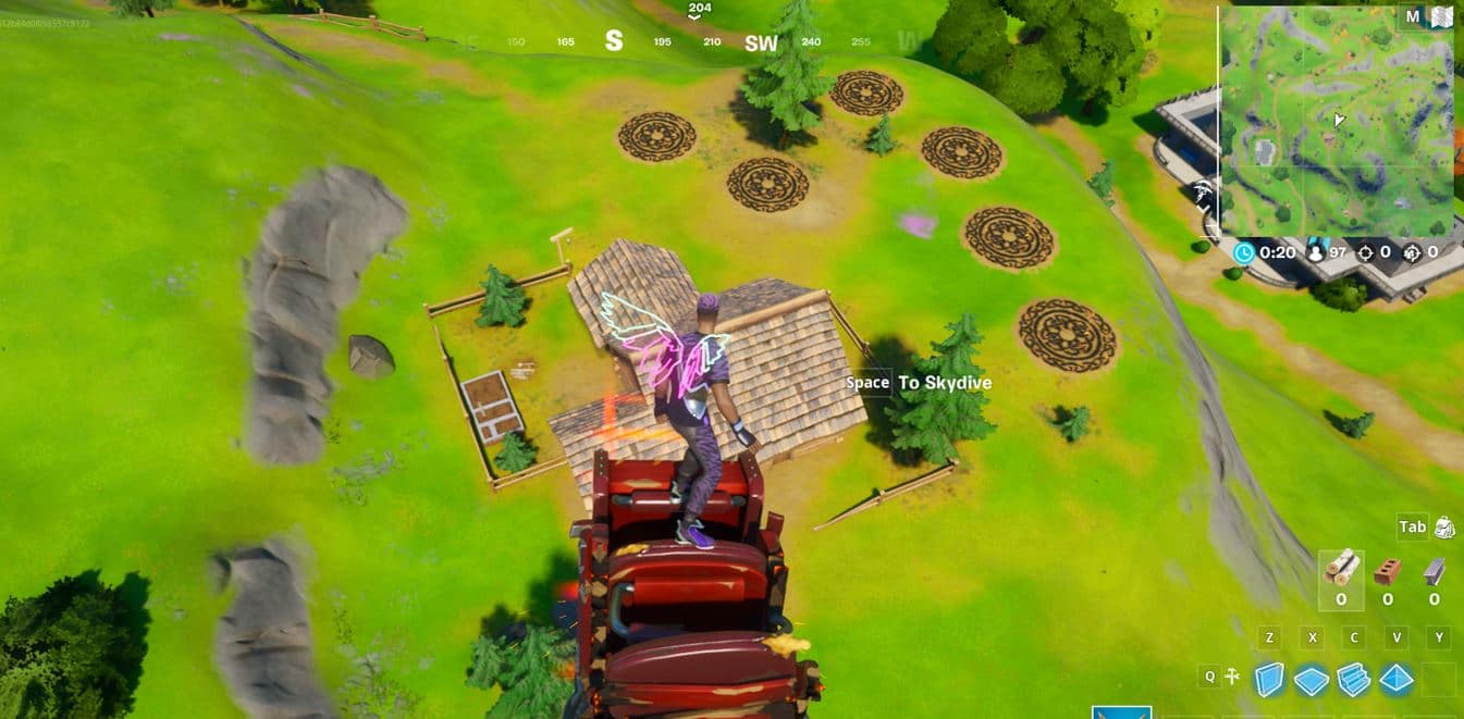 Fortnite Runes Mark the Arrival of Marvel Characters