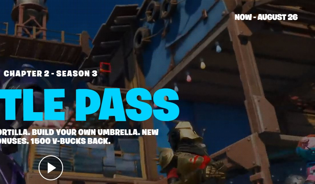 Fortnite Season 3 end date