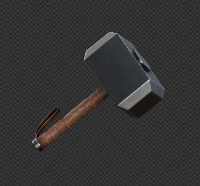 Marvel Thor's Hammer In Fortnite