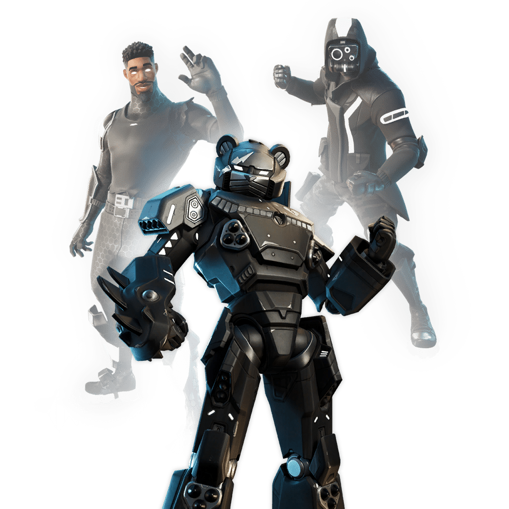 New Fortnite Shadow pack Bundle