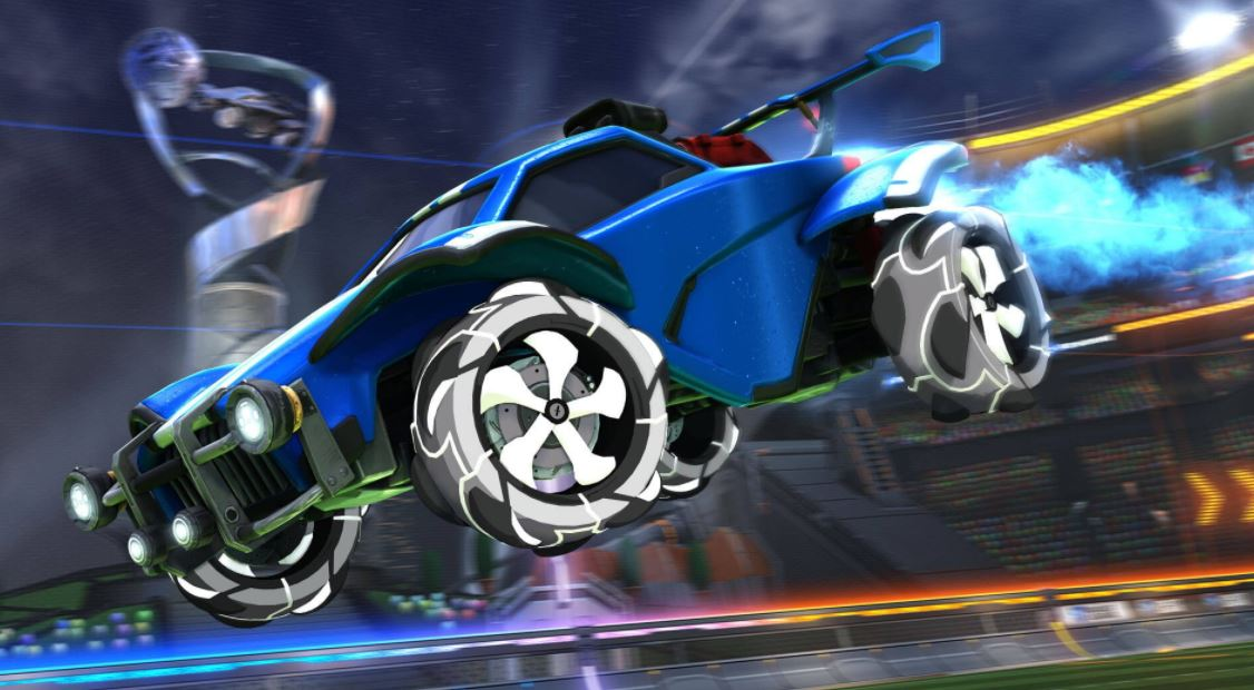 Rocket League Is Going Free to Play This Month
