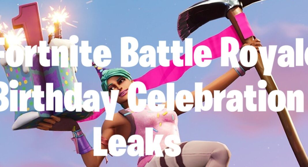 Fortnite 3rd birthday battle royale 2020 event