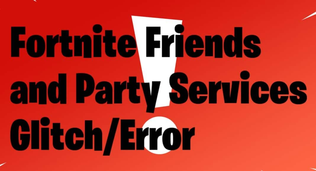 Fortnite Friends List