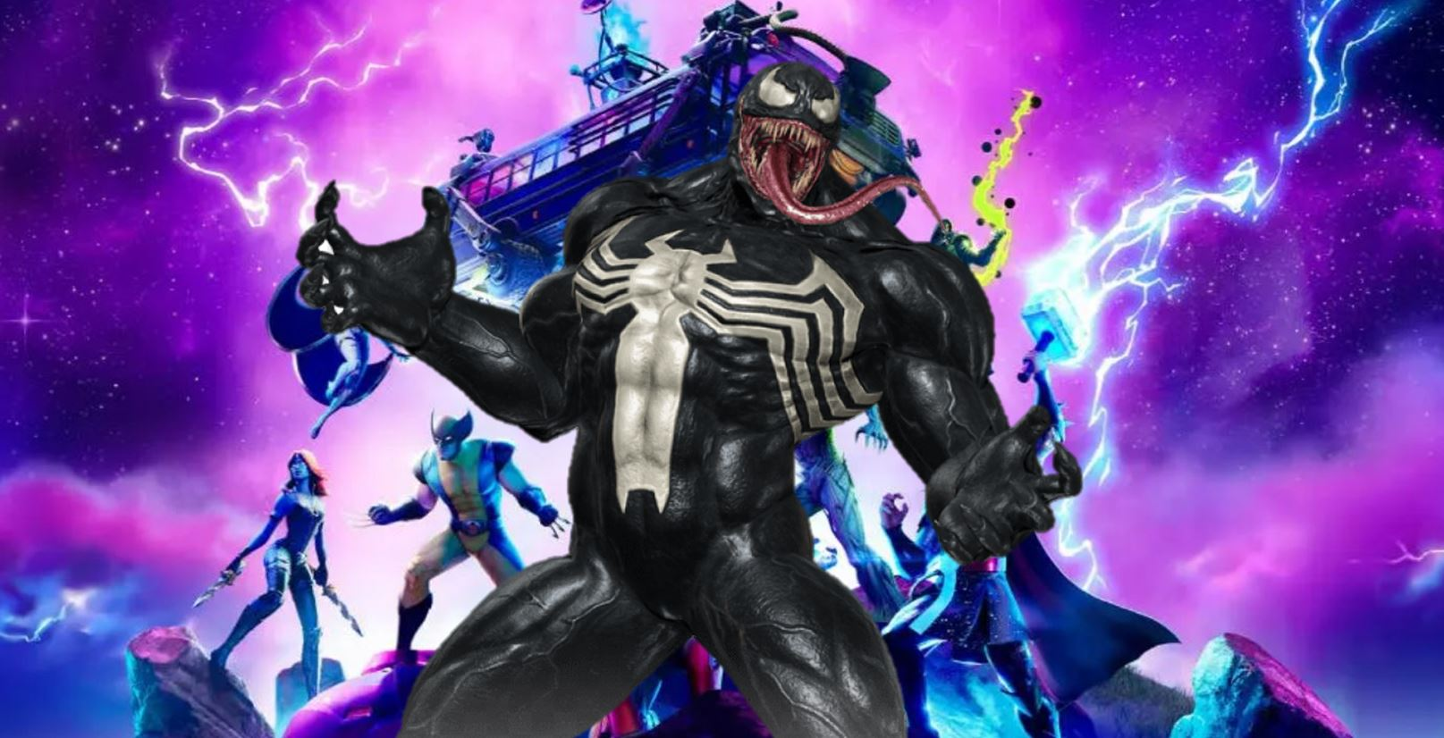 Fortnite Venom Skin Black Panther Galactus Skins Coming To The Item Shop Leak Fortnite Insider Although fairly straightforward, the material. fortnite venom skin black panther