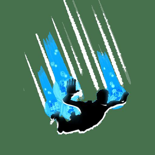 Fortnite v14.20 Leaked Contrail - Holodata Drop