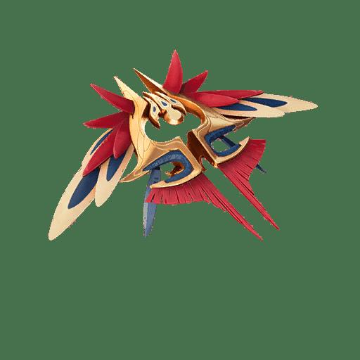 Fortnite v14.20 Leaked Glider - Dawn's Promise