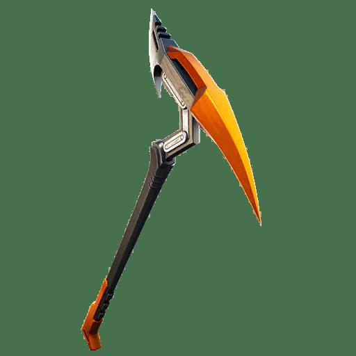 Fortnite v14.20 Leaked Pickaxe - Tangerine Terror