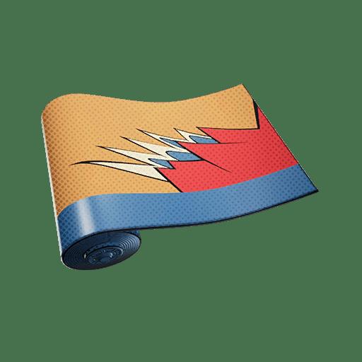 Fortnite v14.20 Leaked Wrap - Illustrated
