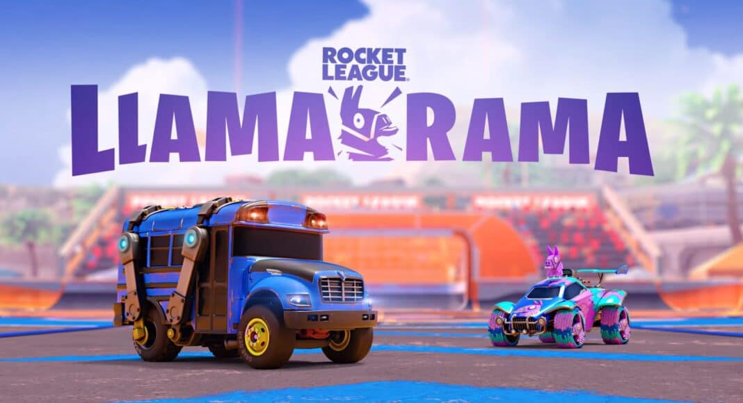 Fortnite x Rocket League Announcement