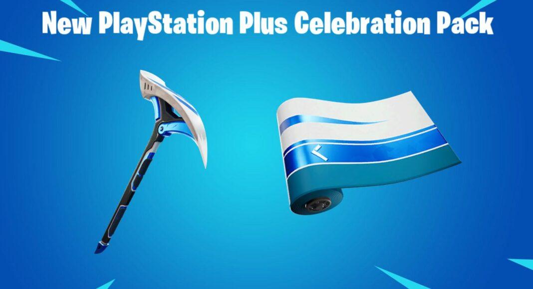 Leaked PS Plus Celebration Pack Fortnite