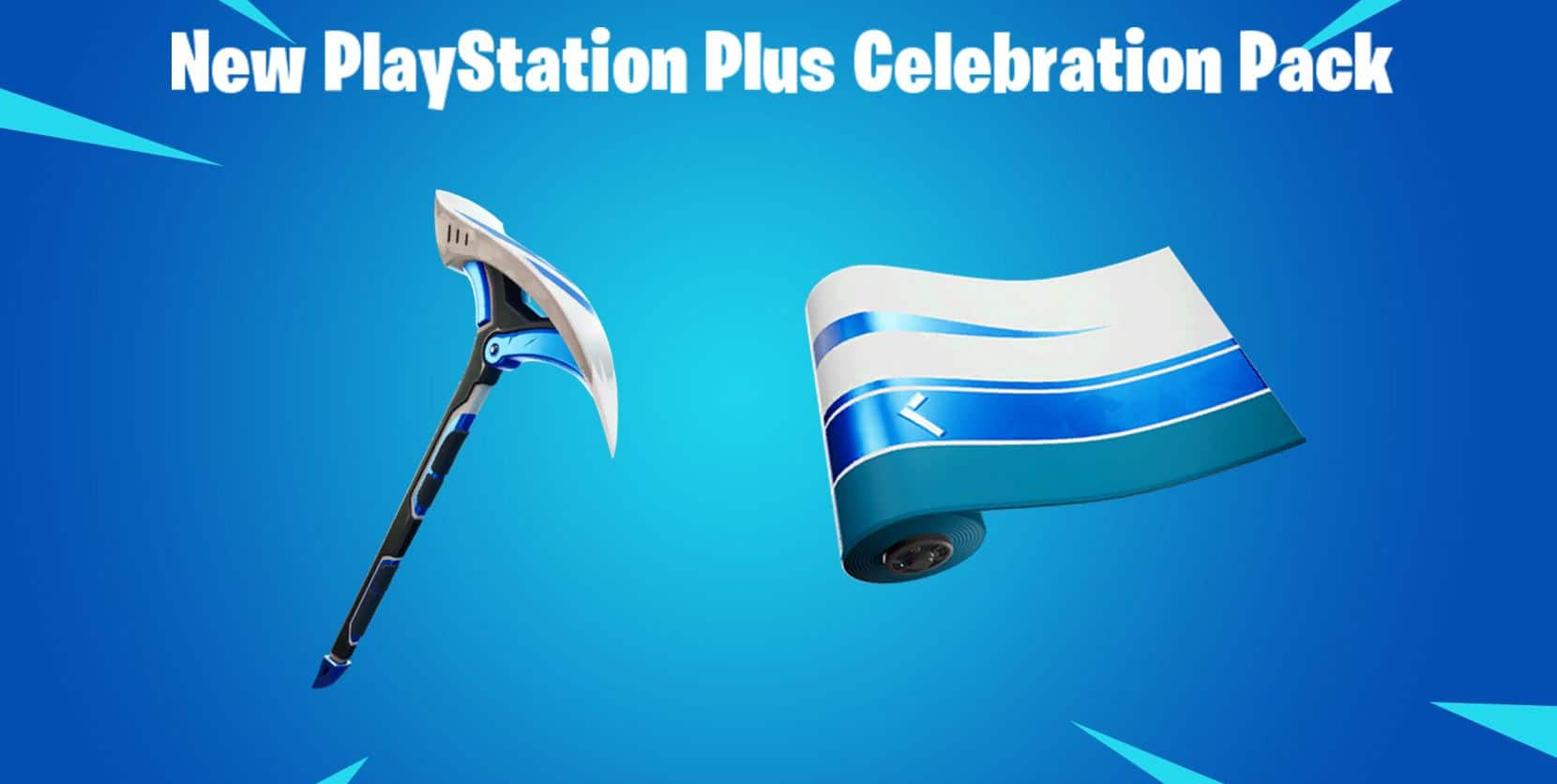 Paquete de celebración de PS Plus de Fortnite filtrado