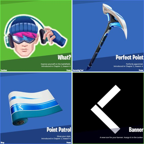 PS Plus celebration pack pickaxe wrap