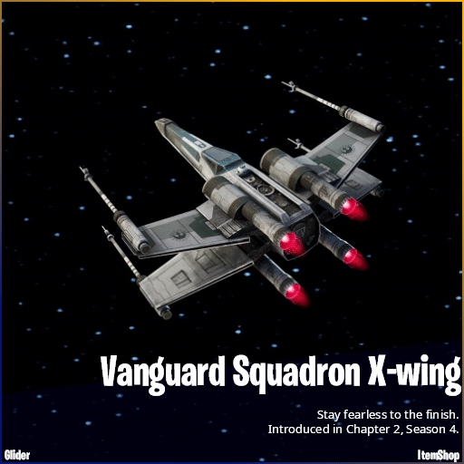 Star Wars Squadrons CG Short