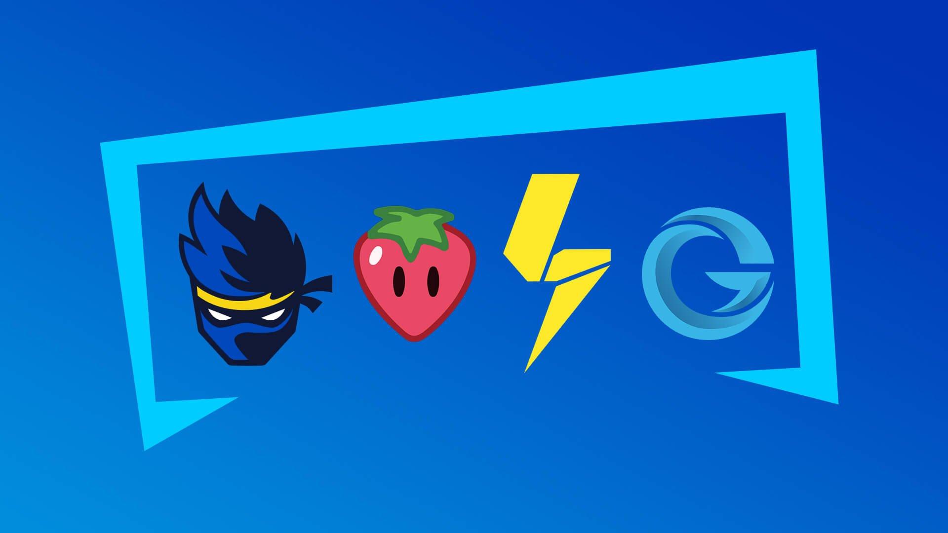 Serie de iconos de Fortnite