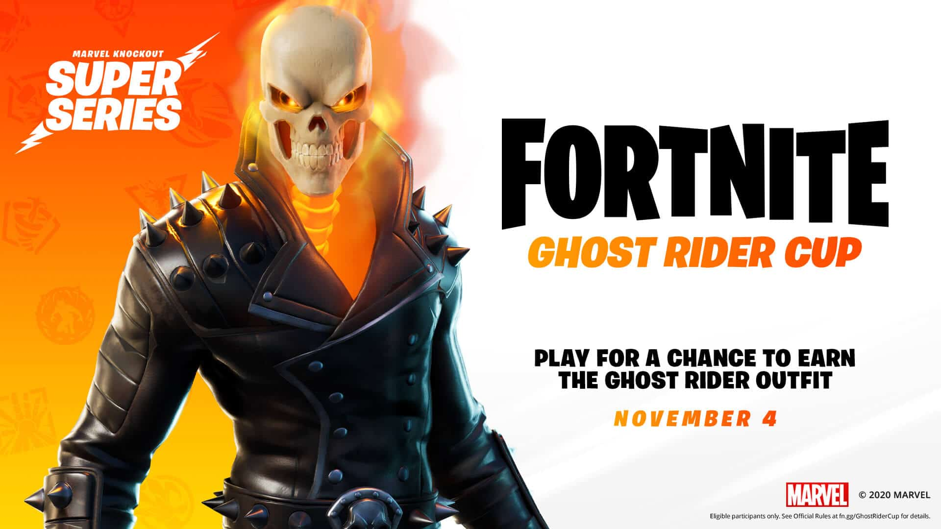 Ghost Rider Fortnite Cup