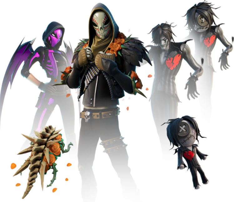 Ultimate Reckoning Bundle in Fortnite