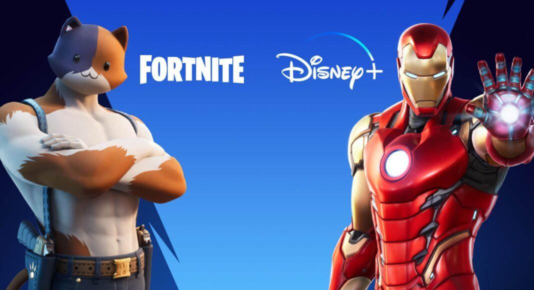 Fortnite Disney Plus