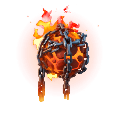 Fortnite Marvel Ghost Rider Back Bling Leaked - Infernal Chain