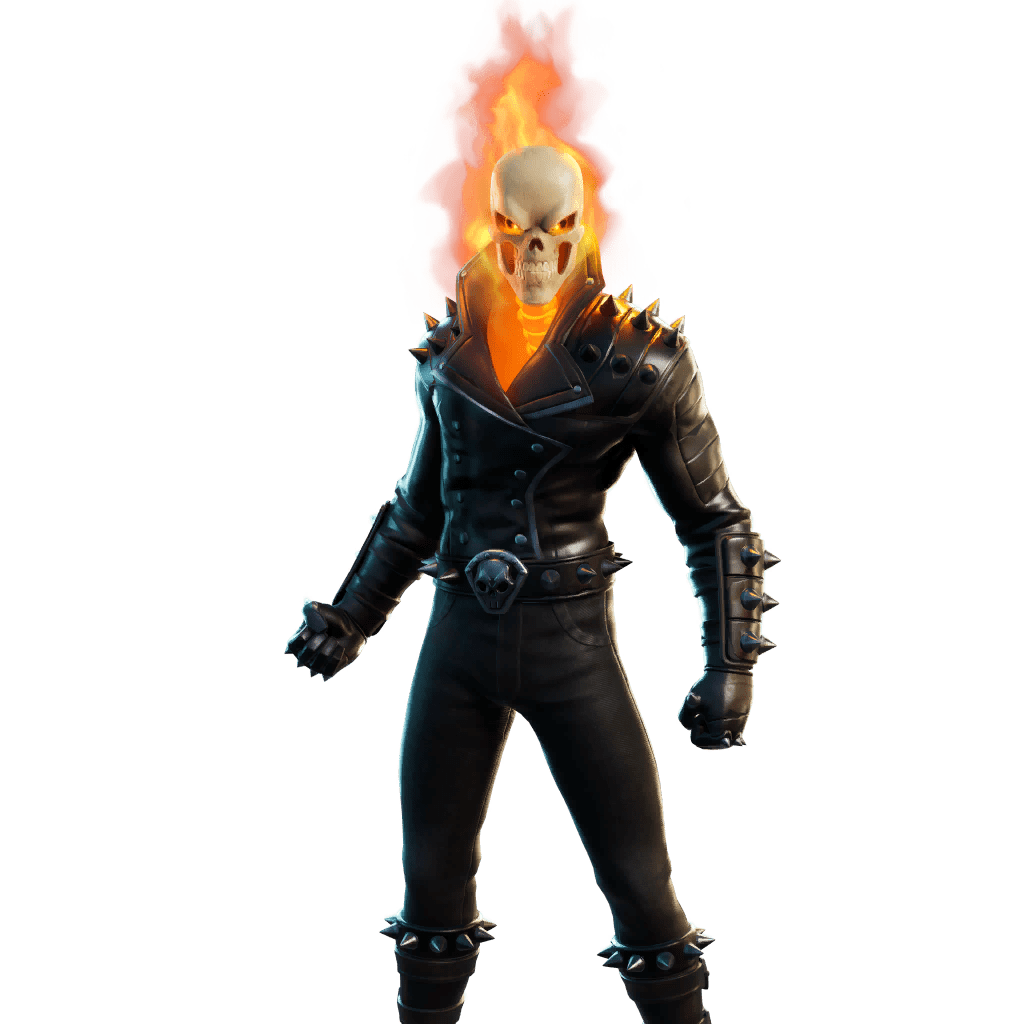 Fortnite Marvel Ghost Rider Skin Leaked