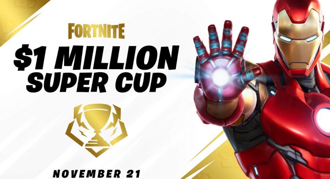 Fortnite Super Cup $1M Cup