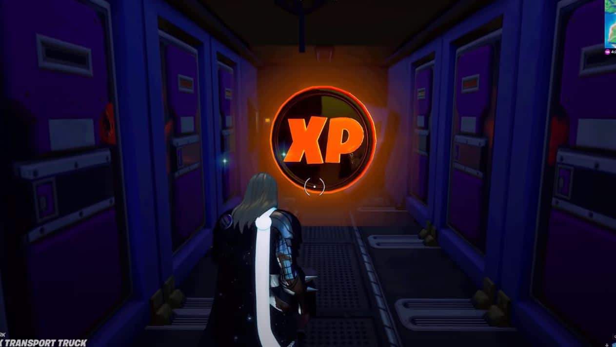 Fortnite XP Coins locations season 4