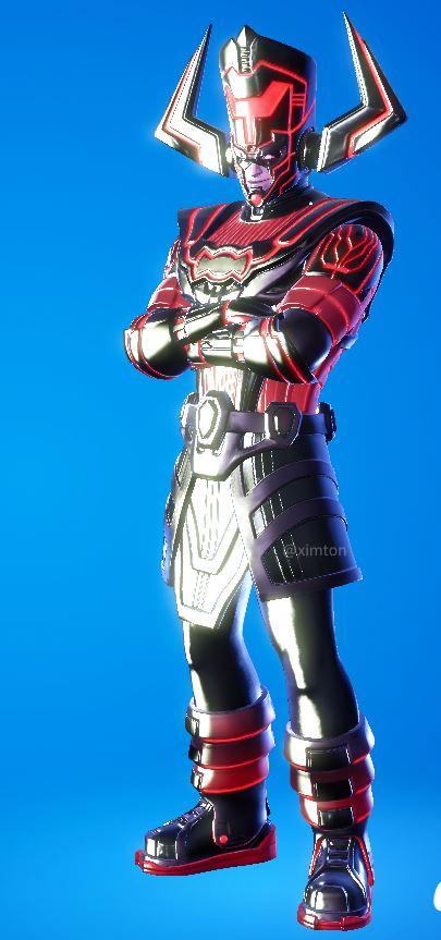 Скин Галактуса Fortnite
