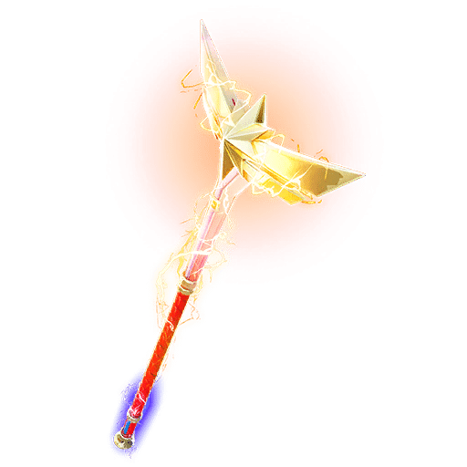 Alpha Staff Fortnite Pickaxe
