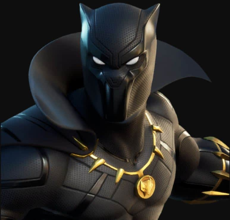 Black Panther Fortnite Skin
