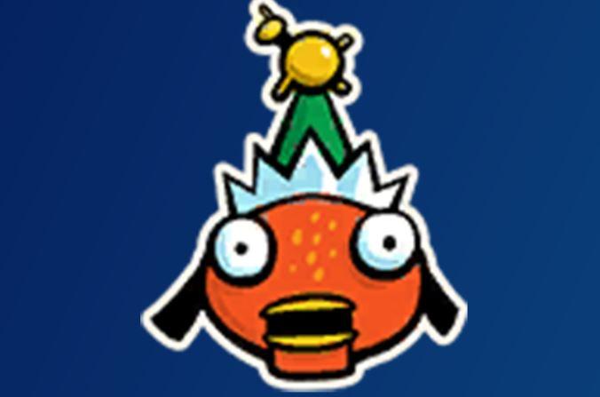 Emoticon de Fish Fest Fortnite