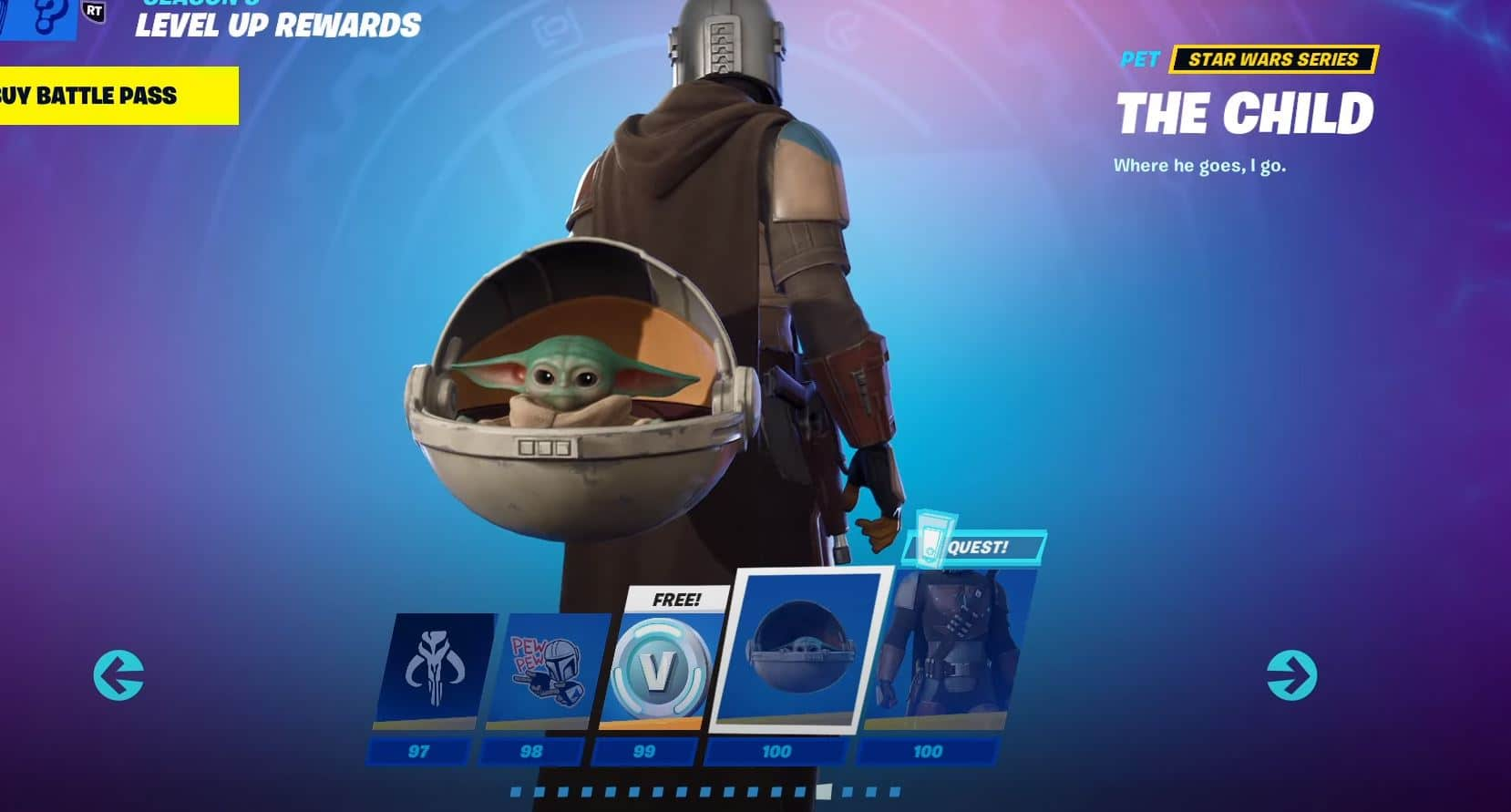 All Fortnite Chapter 2 Season 5 Season 15 Battle Pass Cosmetics Items Skins Pickaxes Gliders Emotes Wraps More Fortnite Insider Season 5 of chapter 2, also known as season 15 of battle royale, started on december 2nd, 2020 and will end on march 15th, 2021. all fortnite chapter 2 season 5