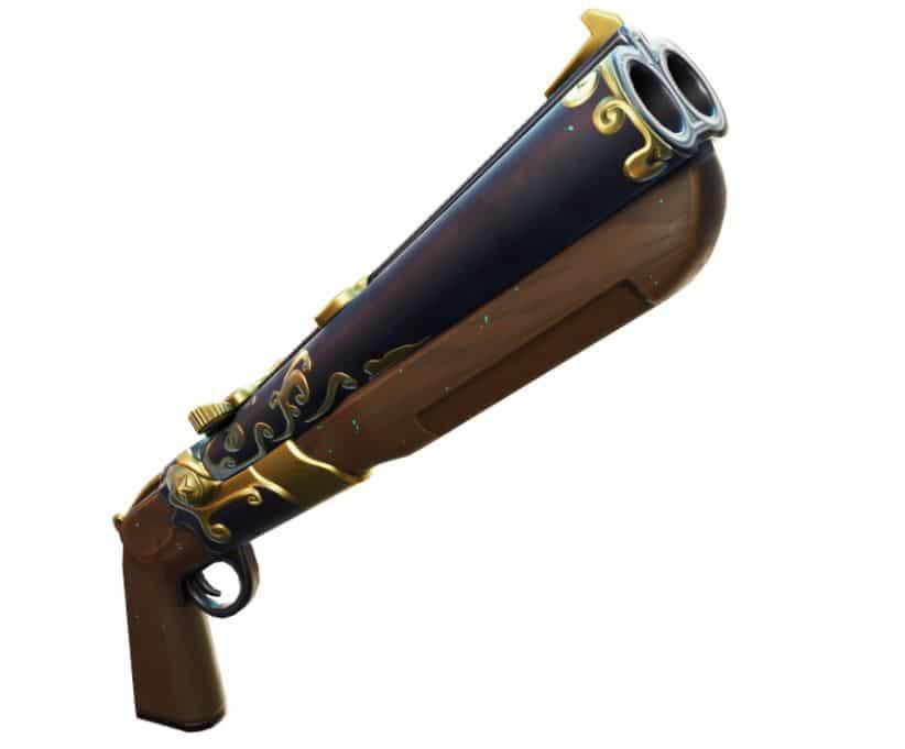 Fortnite Dub Shotgun