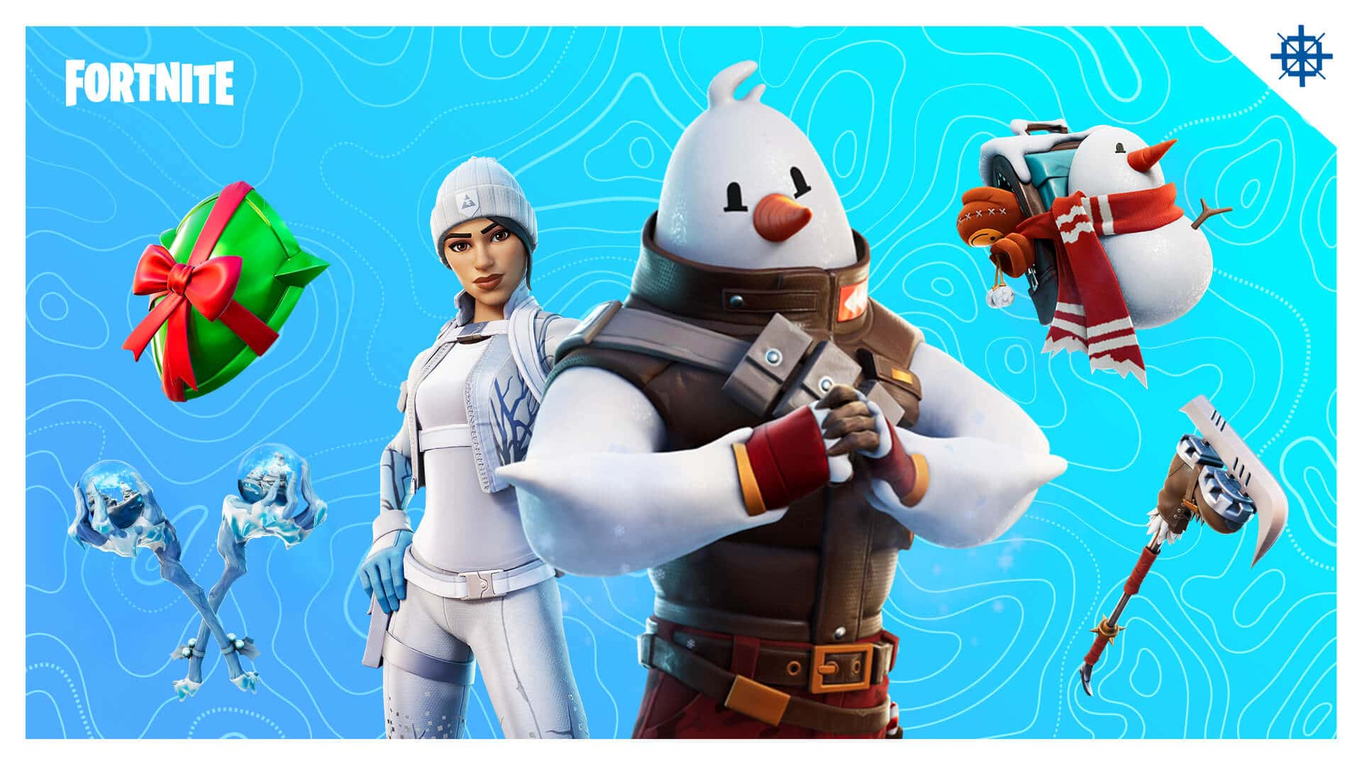 Fortnite Operation Snowdown Free Rewards