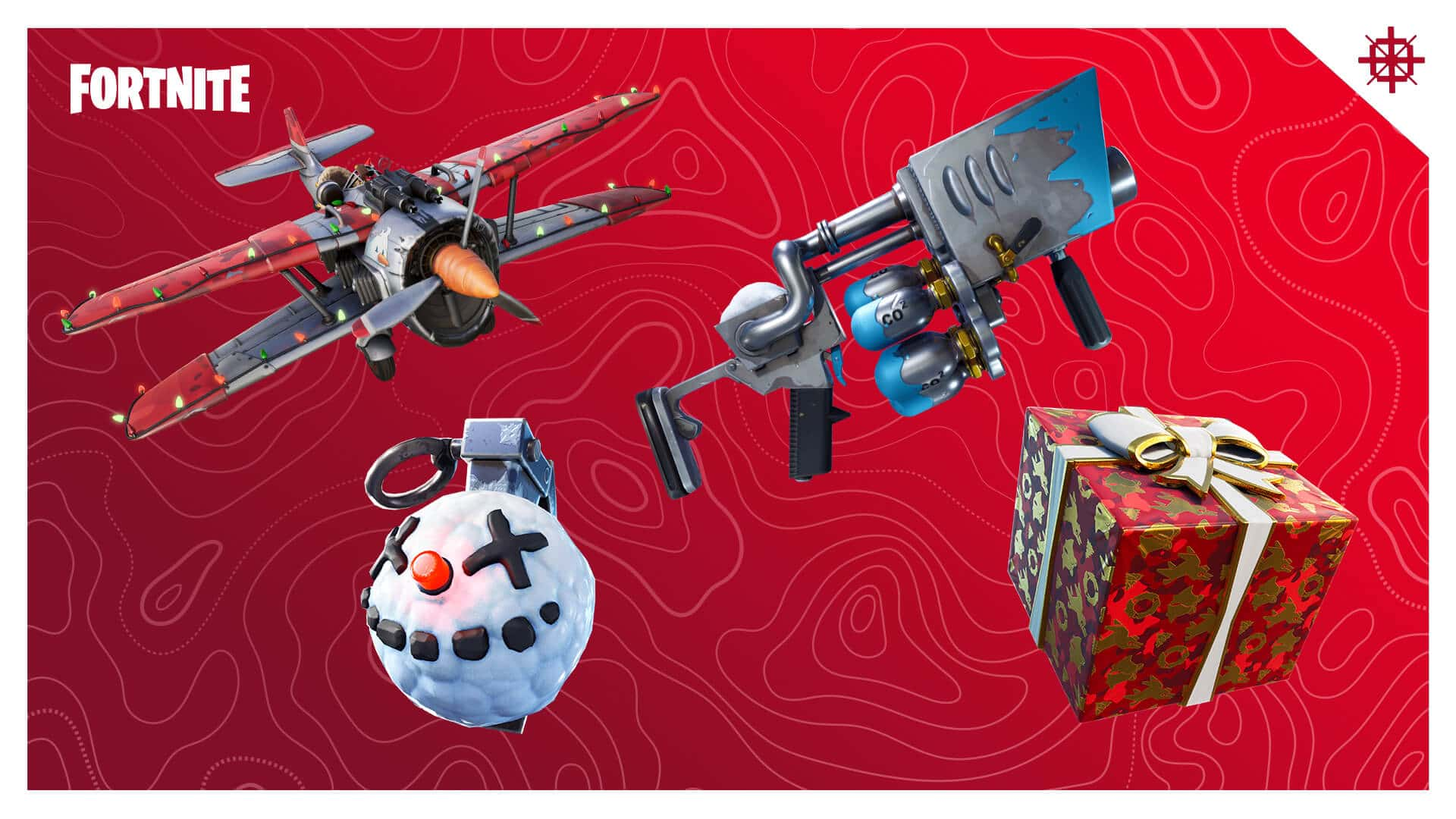 Fortnite Operation Snowdown Items