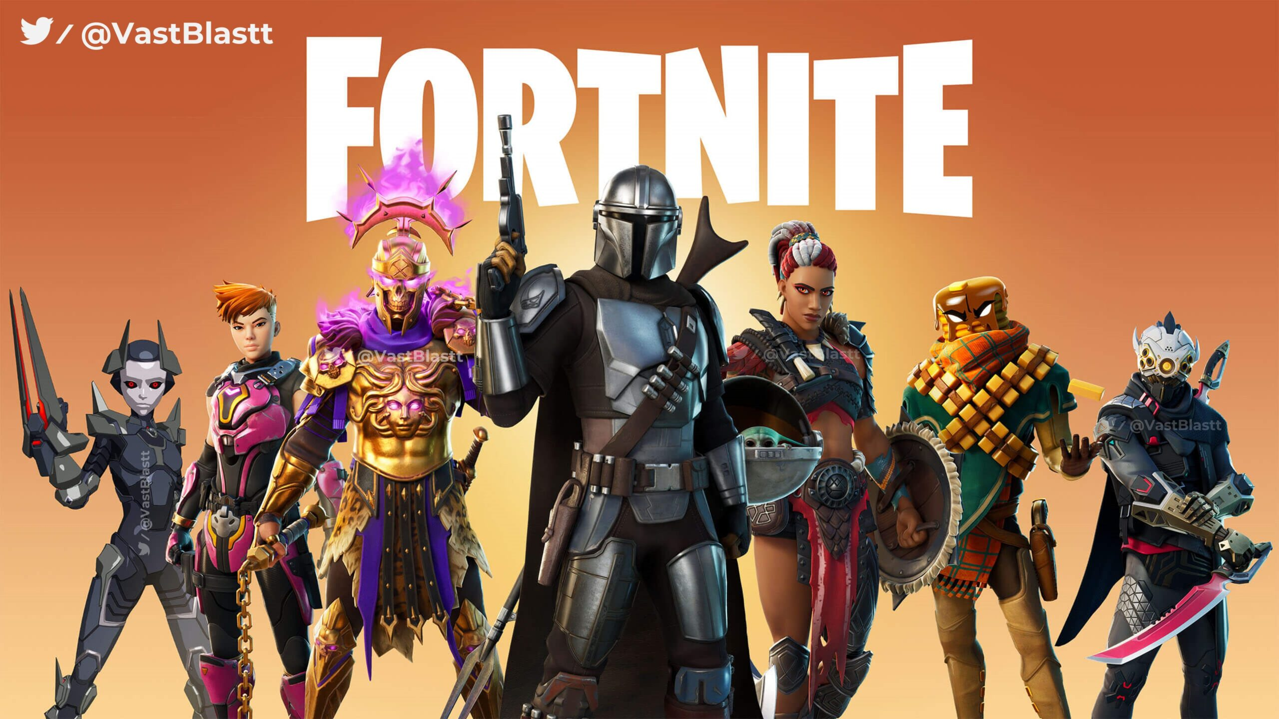 Fortnite Season 5 skins leaked