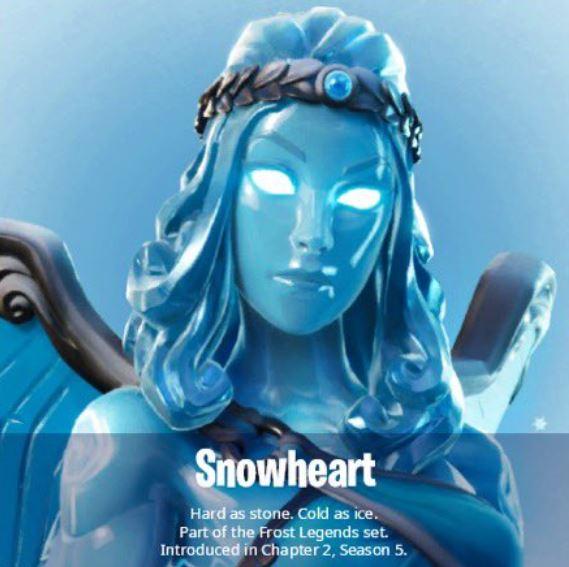 Fortnite Snowheart